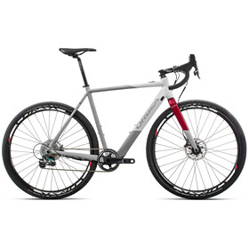ORBEA Gain D21 E-bike Racer grå/hvid